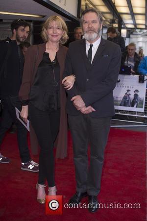 James Fleet and Jemma Redgrave