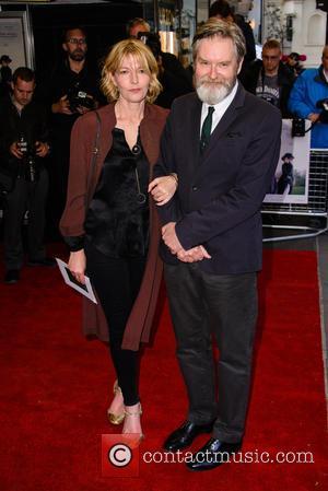 Jemma Redgrave and James Fleet