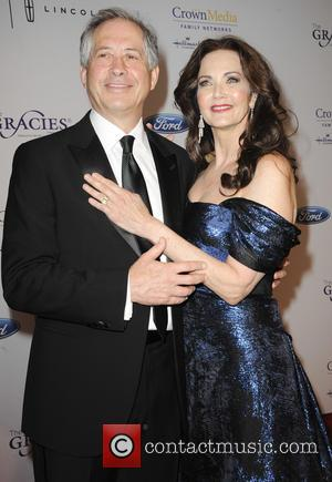 Lynda Carter and Robert A. Altman