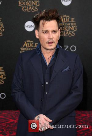 Johnny Depp Named Most Overpaid Actor In Hollywood