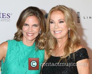 Natalie Morales and Kathie Lee Gifford