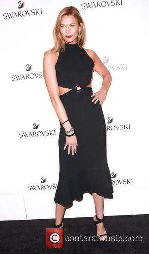 Karlie Kloss - Swarovski Announces Karlie Kloss as New Ambassador at Top of the Rock - New York, New York,...