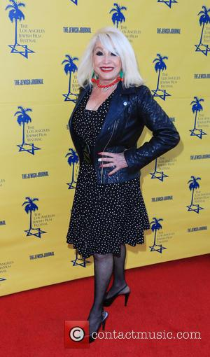 Shelley Fisher - LAJFF closing night event recognizing Marsha Hunt at Ahrya Fine Arts by Laemmle - Beverly Hills, California,...