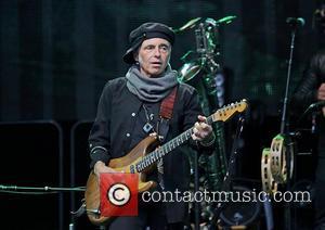 E Street Band and Nils Lofgren