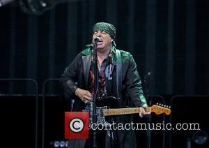 E Street Band and Steven Van Zandt