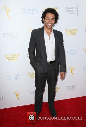 Corbin Bleu - 37th College Television Awards at Skirball Cultural Center - Arrivals at Skirball Cultural Center - Los Angeles,...