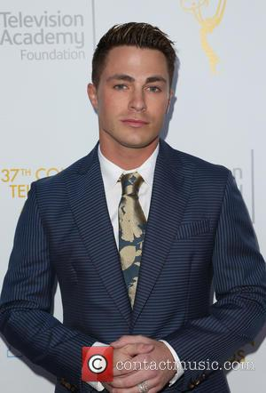 Colton Haynes Opens Up About His Difficult Past