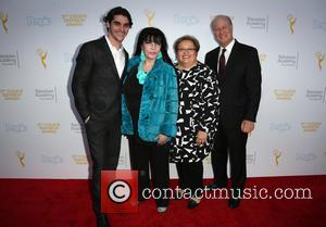 Rj Mitte, Loreen Arbus, Norma Provencio Pichardo and Bob Cook