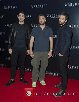 Toby Kebbell, Dunan Jones and Dominic Cooper