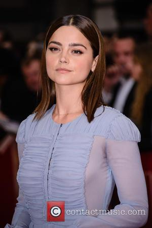 Jenna Coleman - 'Me Before You' U.K. Premiere - Arrivals - London, United Kingdom - Wednesday 25th May 2016