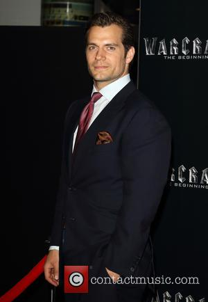Henry Cavill - Warcraft: The Beginning - VIP film screening at BFI IMAX, Waterloo, London at BFI IMAX - London,...
