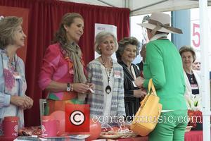 Princess Elena of Spain - Princess Elena of Spain attends 'Dia de la Caridad'  in Madrid - Madrid, Spain...