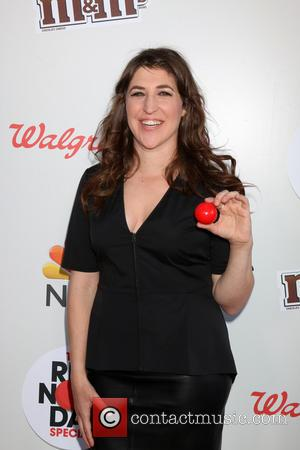 Mayim Bialik - The Red Nose Day Special hosted by Craig Ferguson on NBC held at Universal Studios at Universal...