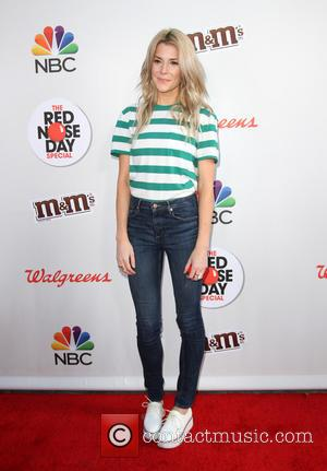 Grace Helbig - The Red Nose Day Special hosted by Craig Ferguson on NBC held at Universal Studios at Universal...