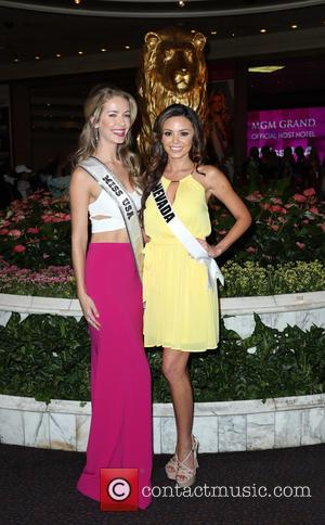 Olivia Jordan and Emelina Adams