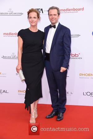 Claudia Michelsen and Matthias Matschke