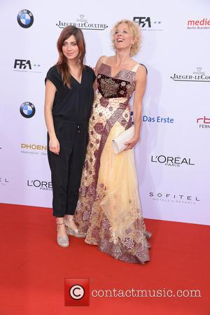 Claudia Eisinger and Katja Riemann