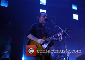 Radiohead , Thom Yorke - Thom Yorke performs songs by Radiohead at the Roundhouse in Camden at Camden - London,...