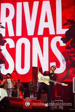 Scott Holiday and Rival Sons