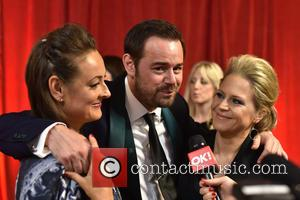 Danny Dyer, Jazmine Franks and Kellie Bright