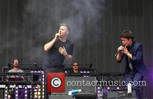 Gary Barlow and Mark Owen