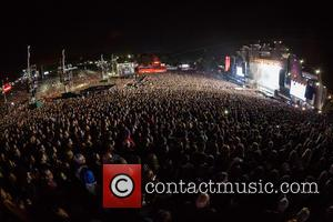 Atmosphere at Rock In Rio Lisboa