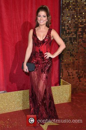 Nikki Sanderson - The British Soap Awards 2016 held at Hackney Town Hall - Arrivals - London, United Kingdom -...