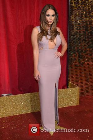 Vicky Pattison - The British Soap Awards 2016 held at Hackney Town Hall - Arrivals - London, United Kingdom -...
