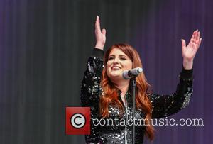 Meghan Trainor - BBC Radio 1's Big Weekend - Performances - Day 1 - Meghan Trainor at Powderham Castle -...