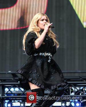 Paloma Faith - BBC Radio 1's Big Weekend - Performances - Day 1 - Sigma featuring Paloma Faith at Powderham...