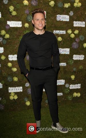Olly Murs - Horan and Rose Charity Gala Dinner at The Grove at The Grove - Watford, United Kingdom -...