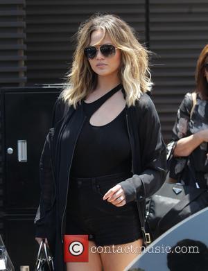 Kim Kardashian, Kanye West, Chrissy Teigen and John Legend