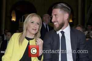 Real Madrid, Sergio Ramos and Cristina Cifuentes