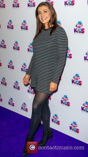 Kym Marsh - Celebrities attend the Sky Kids pop up café for the launch of the Sky Kids app. at...