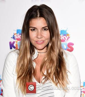 Imogen Thomas - Sky Kids pop up café for the launch of the Sky Kids app, London at Sky Kids...