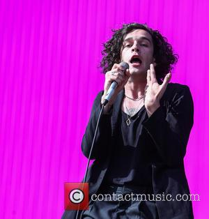 Matthew Healy and The 1975