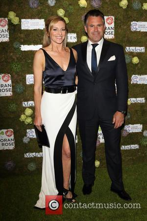 Gabby Logan and Kenny Logan