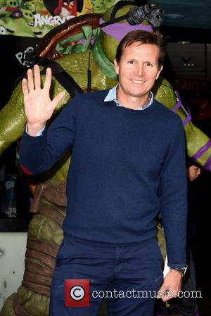 Teenage Mutant Ninja Turtles and Roger Black