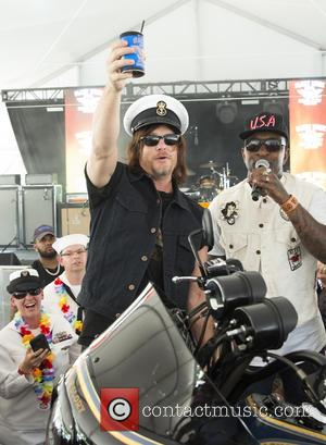 Norman Reedus - Norman Reedus at a Sailor Jerry Spiced Rum event during Fleet Week in New York City at...