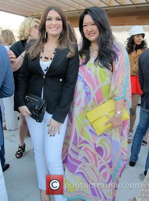 Kimberly Guilfoyle and Susan Shin