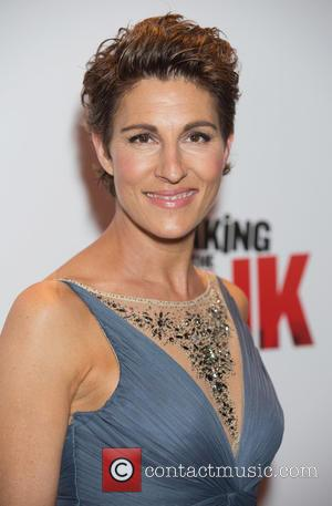 Tamsin Greig - UK Gala of Breaking the Bank at The Empire, Leicester Square in London at The Empire, -...