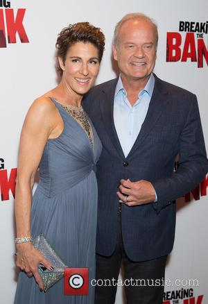Tamsin Greig and Kelsey Grammer