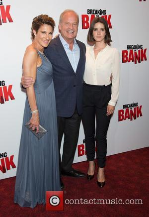 Tamsin Greig, Kelsey Grammer and Sonya Cassidy