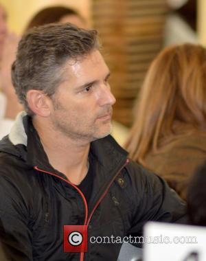 Eric Bana - Panel Meeting  with Q&A session at Motor Sport Hall of Fame. On the panel were Derek...