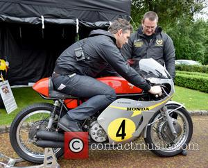Eric Bana and David Hailwood