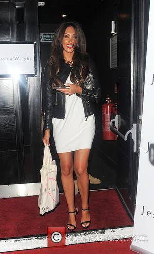 Megan McKenna - Celebrities attend Jessica Wright Footwear SS16 - press party at Vanilla. London. UK - London, United Kingdom...