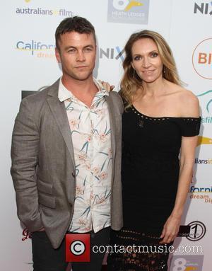 Luke Hemsworth and Samantha Hemsworth
