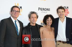 Josh Welsh, Brian Grazer, Stephanie Allain and Jason Blum