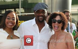 Deborah Riley Draper, Blair Underwood and Stephanie Allain
