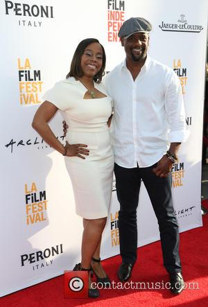 Deborah Riley Draper and Blair Underwood